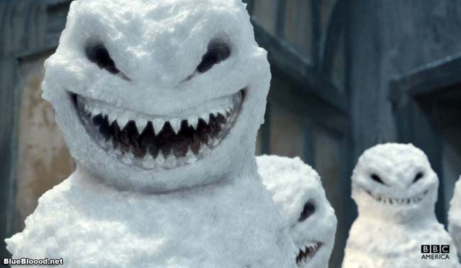 the snowmen bbc america doctor who