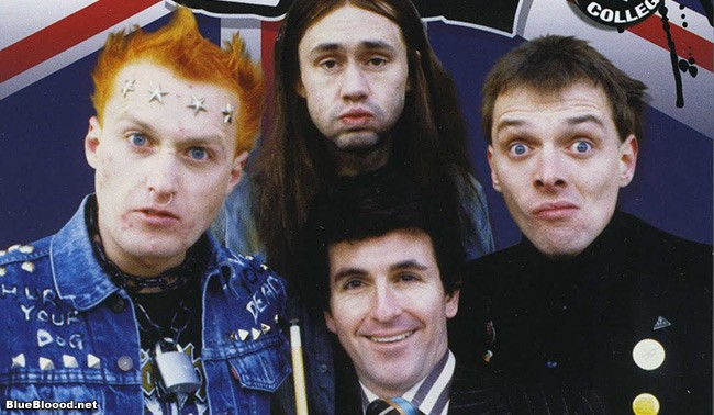 What do you like besides Rik Mayall & The Young Ones?