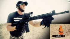 Tracking Point Firearm Google Glass