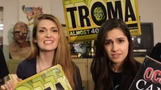 troma occupy cannes girls