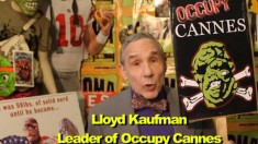 troma occupy cannes lloyd kaufman