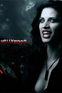 vampire con hollywood