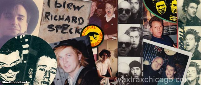 Wax Trax Documentary and T-shirts