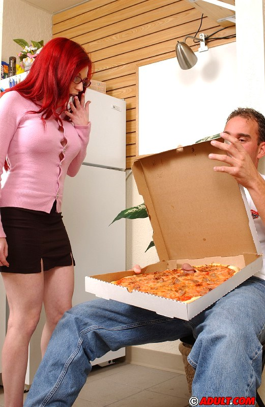 Re: pizza sex. I have a T-shirt from Big Sausage Pizza that the site owners ...