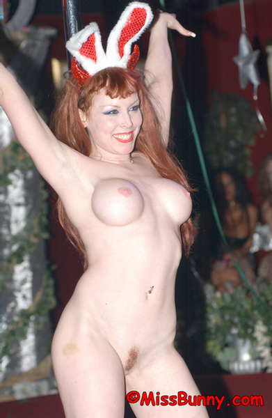 Miss Nude USA 2005 - Devil
