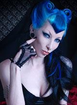 Razor Candi Blue Vamp