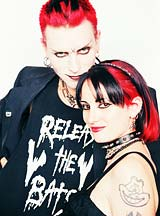 Release The Bats Deathrock Prom