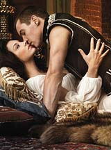 Tudors Showtime Promo Paintings