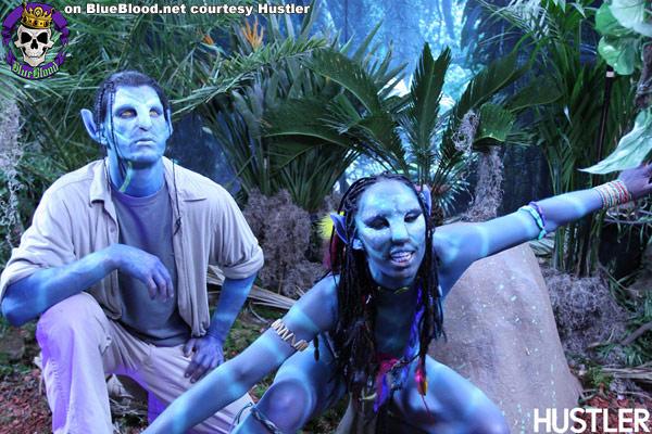 Blue Blood Avatar Porn