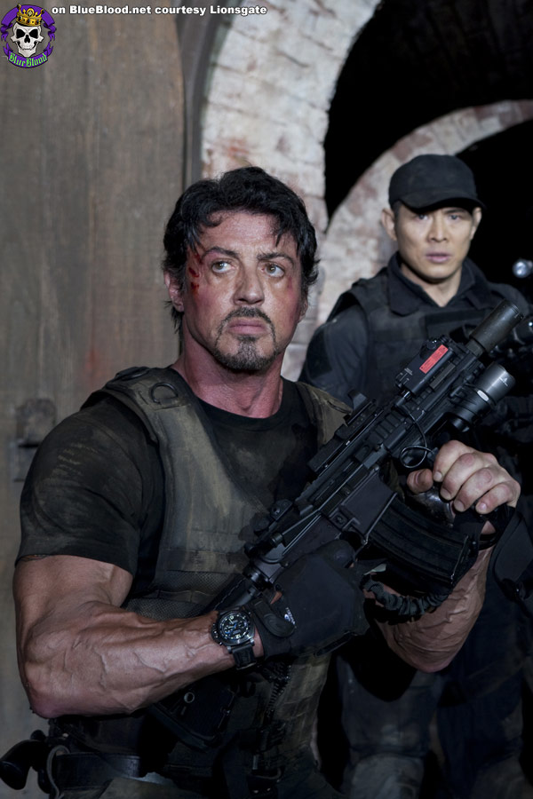 Blue Blood The Expendables