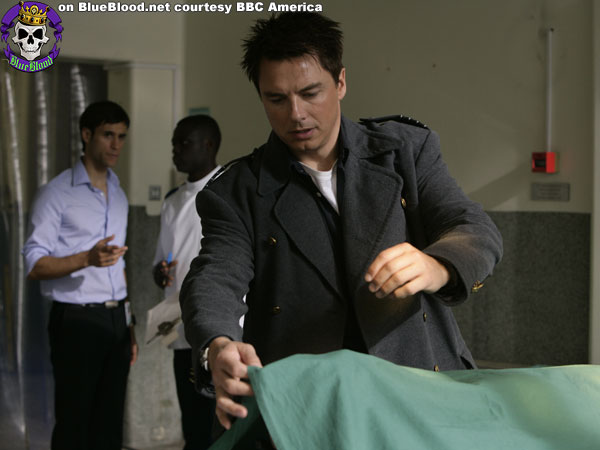 Blue Blood Torchwood 3 Children of Earth