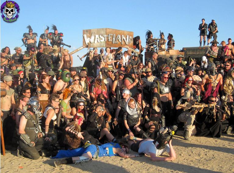 Blue Blood Wasteland Weekend