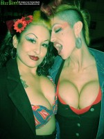 Blue Blood White Trash Costume Ball http://www.blueblood.net/gallery/white-trash-costume-ball/th_wtcostume41.jpg