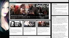 APN did an interview with me on my new AmeliaG.com site!