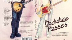 Backstage Passes Gets Good Press from Erotica Readers Association and is a Dark Delicacies Bestseller